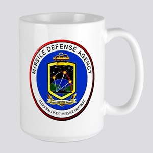 Aegis Program Logo Large Mug Mugs