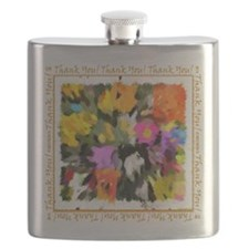 Thank you! unisex note Flask
