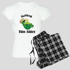 Retired Film editor Women's Light Pajamas