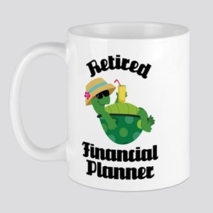 Retired financial planner Mug