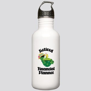 Retired financial plan Stainless Water Bottle 1.0L