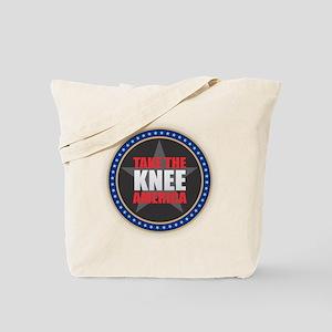 Take the Knee Tote Bag