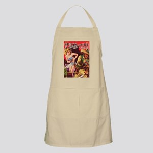 Spicy Adventure Nov. 1935 Apron