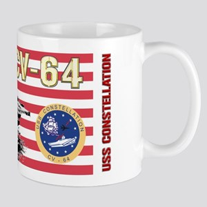 CV-64 USS Constellation Mug