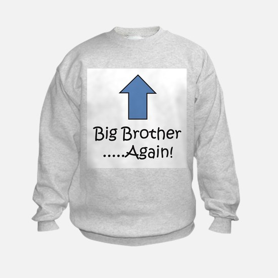 Unique Big brother Sweatshirt