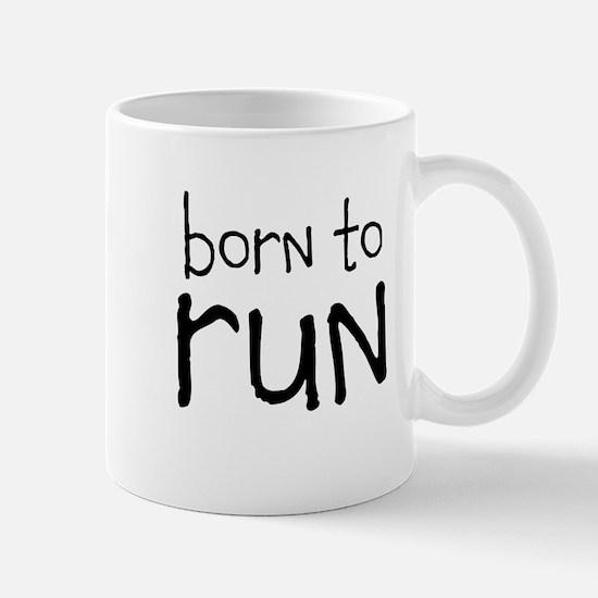 born to run Mugs