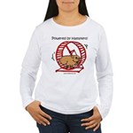 Powered by Hamsters 2 Long Sleeve T-Shirt