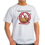 Powered by Hamsters 2 T-Shirt