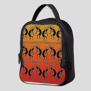 Southwest Kokopelli Neoprene Lunch Bag