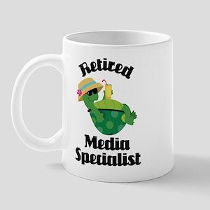 Retired media specialist Mug