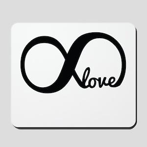 Infinity Love Mousepad