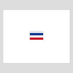 Beograd, Serbia & Montenegro Small Poster