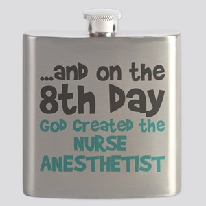 Nurse Anesthetist Creation Flask