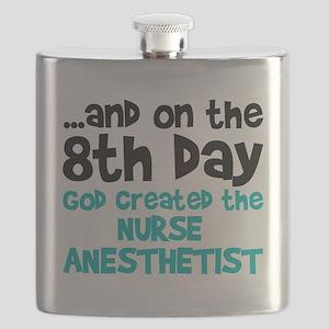 Nurse Anesthetist Creation Flask