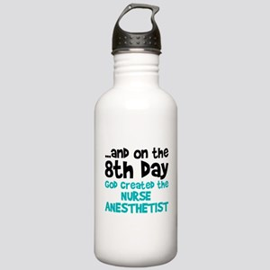 Nurse Anesthetist Crea Stainless Water Bottle 1.0L