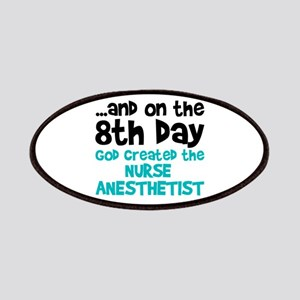 Nurse Anesthetist Creation Patches