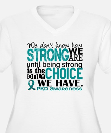 PKD How Strong We T-Shirt