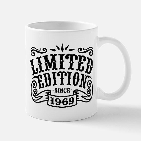 Limited Edition Since 1969 Mug