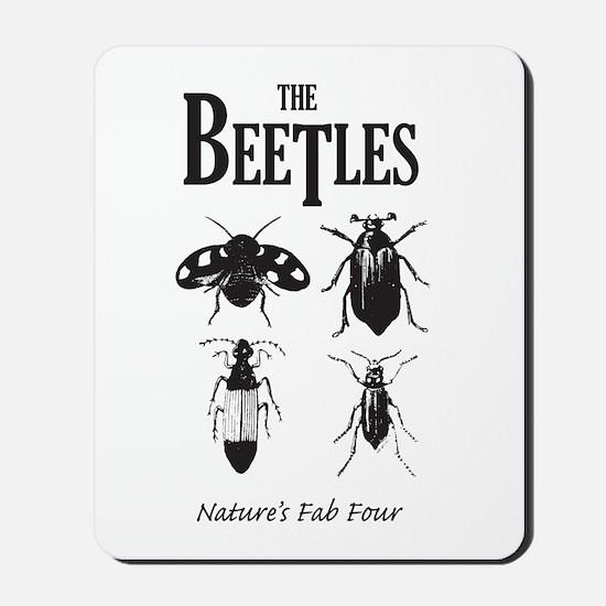 Beetles Mousepad
