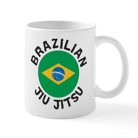 """""""BJJ"""" Brazilian Jiu Jitsu Mug"""