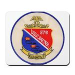 USS DARTER Mousepad