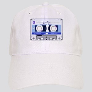 Cassette Tape - Blue Cap