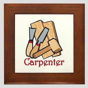 Carpenter Framed Tile