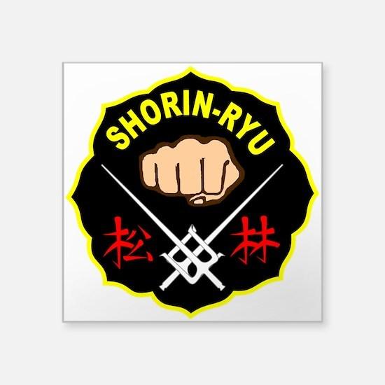 Matsubayashi Shorin Ryu Karate Sticker