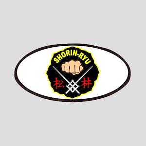 Matsubayashi Shorin Ryu Karate Patches