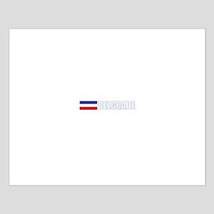 Belgrade, Serbia & Montenegro Small Poster