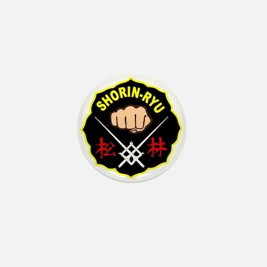 Matsubayashi Shorin Ryu Karate Mini Button