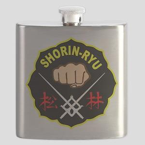 Matsubayashi Shorin Ryu Karate Flask
