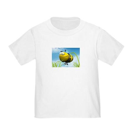 Little Bumble Bee Toddler T-Shirt