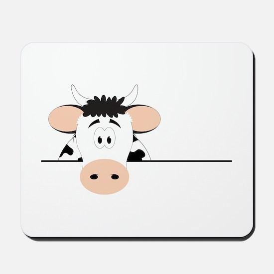 Cow Mousepad