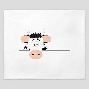 Cow King Duvet