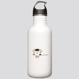 Cow Water Bottle