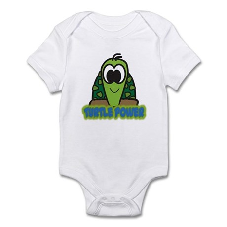 Turtle Power Infant Bodysuit