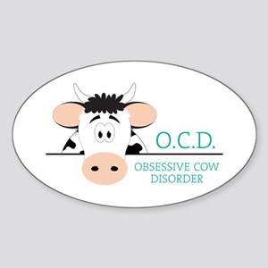O.C.D. Sticker