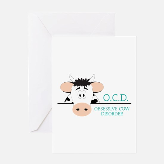 O.C.D. Greeting Cards