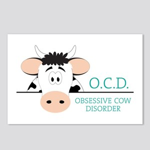 O.C.D. Postcards (Package of 8)