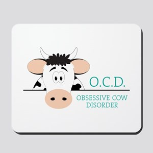 O.C.D. Mousepad