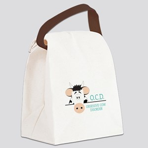 O.C.D. Canvas Lunch Bag