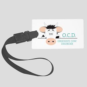 O.C.D. Luggage Tag