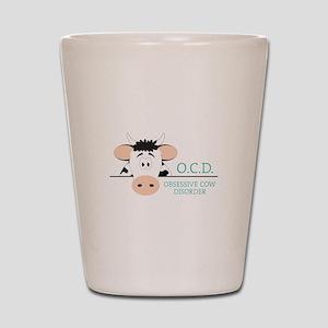 O.C.D. Shot Glass