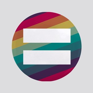 """Marriage Equality 3.5"""" Button"""