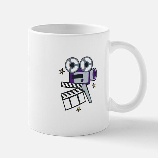 Movie Action Mugs