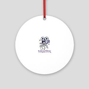 Directors Ornament (Round)