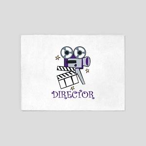 Directors 5'x7'Area Rug