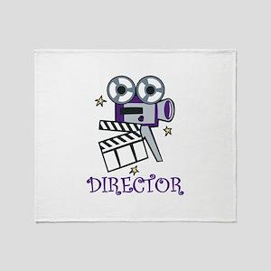 Directors Throw Blanket
