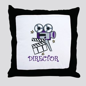 Directors Throw Pillow